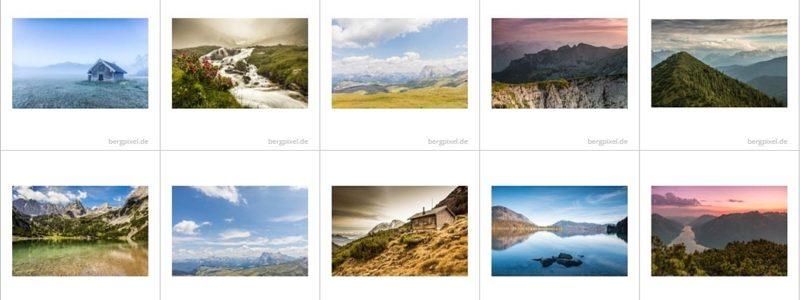 Bergpixel Photocase