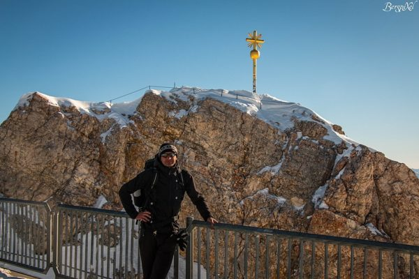 Der Bergpixel und die Zugspitze