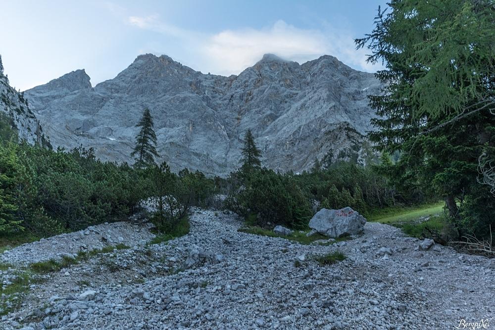 Klettersteig Zugspitze Stopselzieher : Zugspitze über stopselzieher klettersteig wiener neust