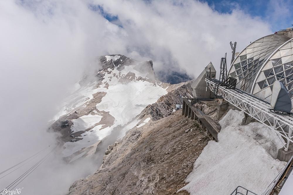 Klettersteig Zugspitze Stopselzieher : Zugspitze ehrwald wiener neustädter hütte stopselzieher