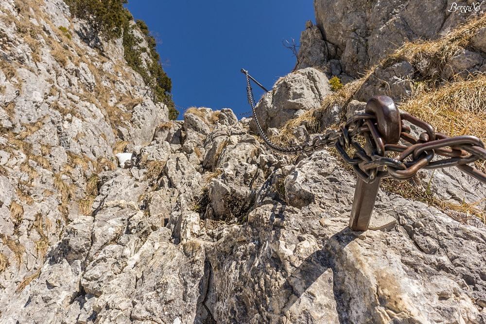 Klettersteig Am Ettaler Mandl : Bergpixel bergtour von ettal auf das ettaler manndl und den laber