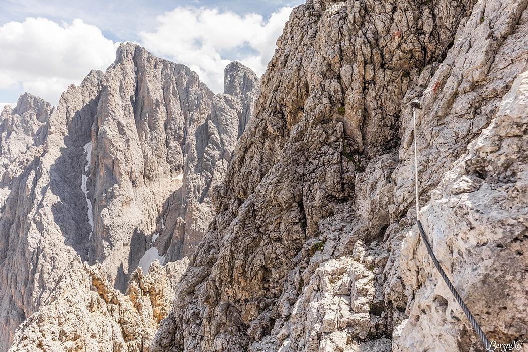 Klettersteig Plattkofel : Bergpixel bergtour oskar schuster klettersteig plattkofel dolomiten