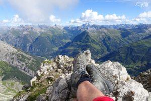 Gipfelzeit auf dem Biberkopf